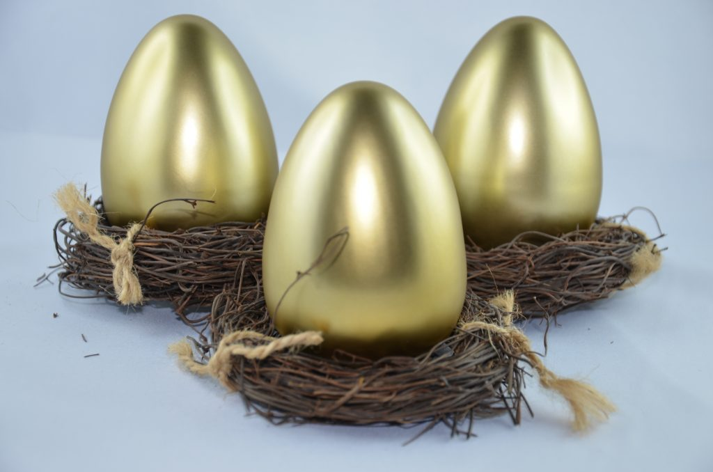 Nest egg, superannuaiton, SMSF, retirement